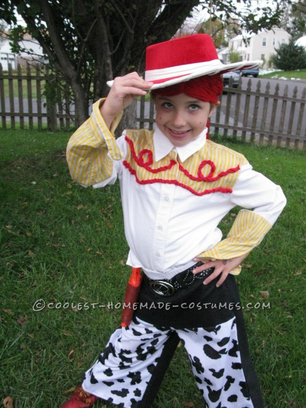 Cool Homemade Toy Story Family Costume - 6