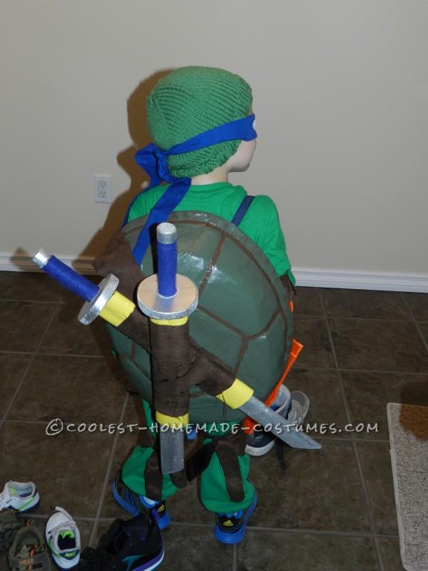 Leonardo's Weapons and shell