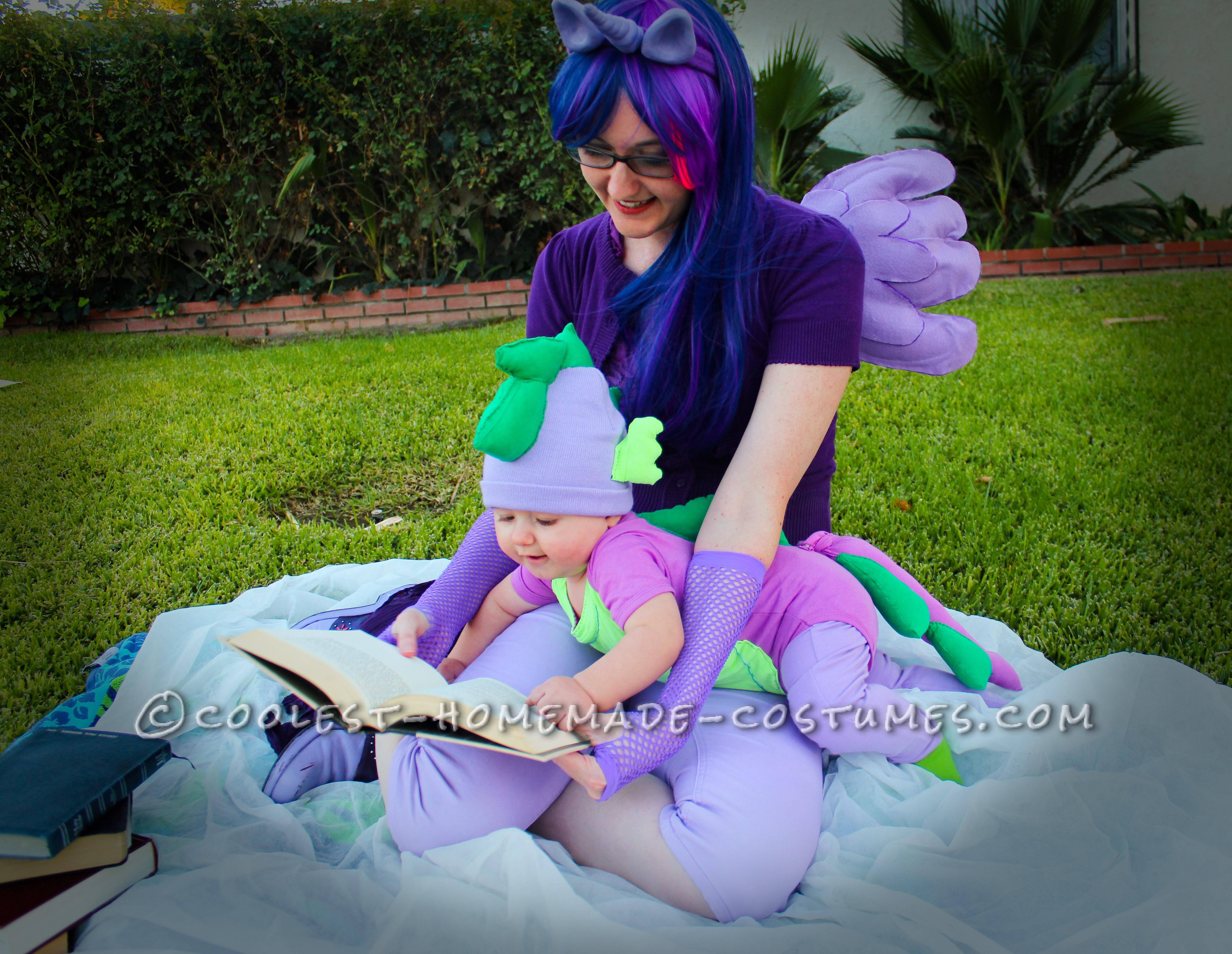 My Little Pony Spike Costume Diy