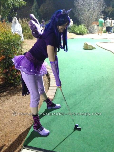 Full body Twilight costume
