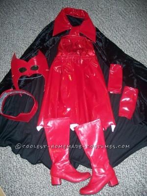 Unique Girl's Catra Costume - 3