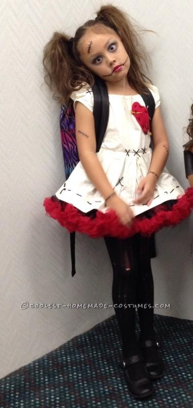 Little Voodoo Doll Costume - 2