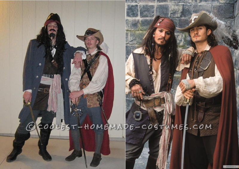 Inspiration photo for Will Turner