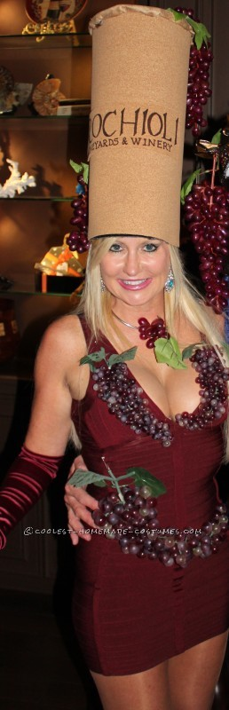 Wine Bottle Costume