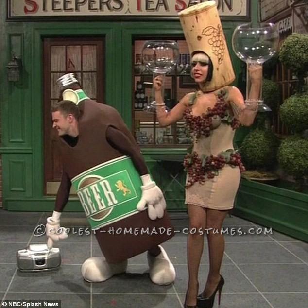 Lady Gaga SNL