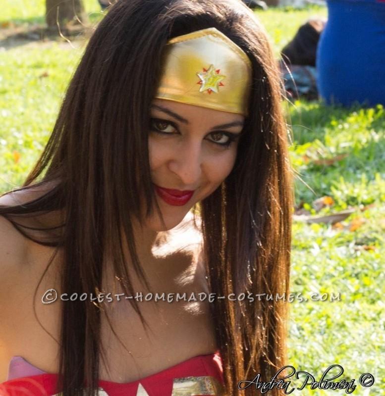 Sexy Wonder Woman (Wonder Kika) Costume