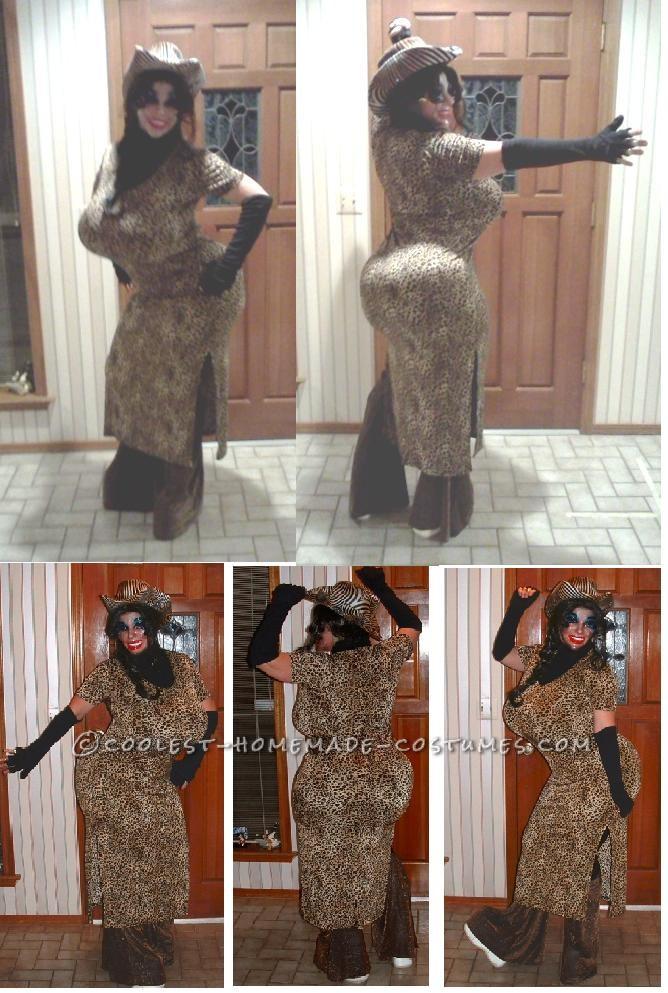 YEEHawww Cowgirl Costume