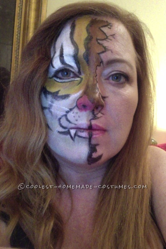 Inner Tigress Costume Idea: You're Gonna Hear Me ROAR!