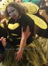 Homemade Zom-Bee Costume - 1