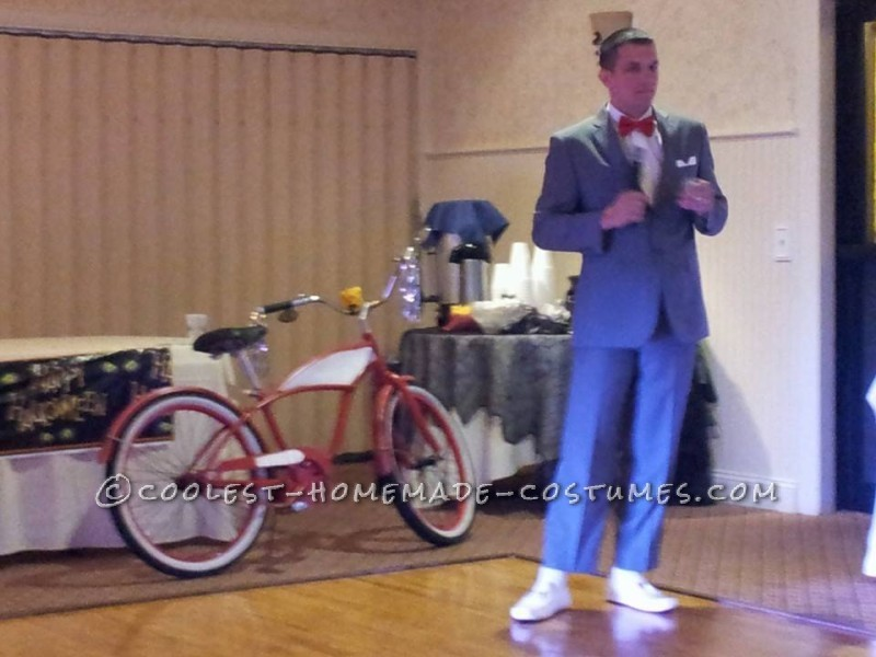Bringing Pee Wee Back for Halloween - 3
