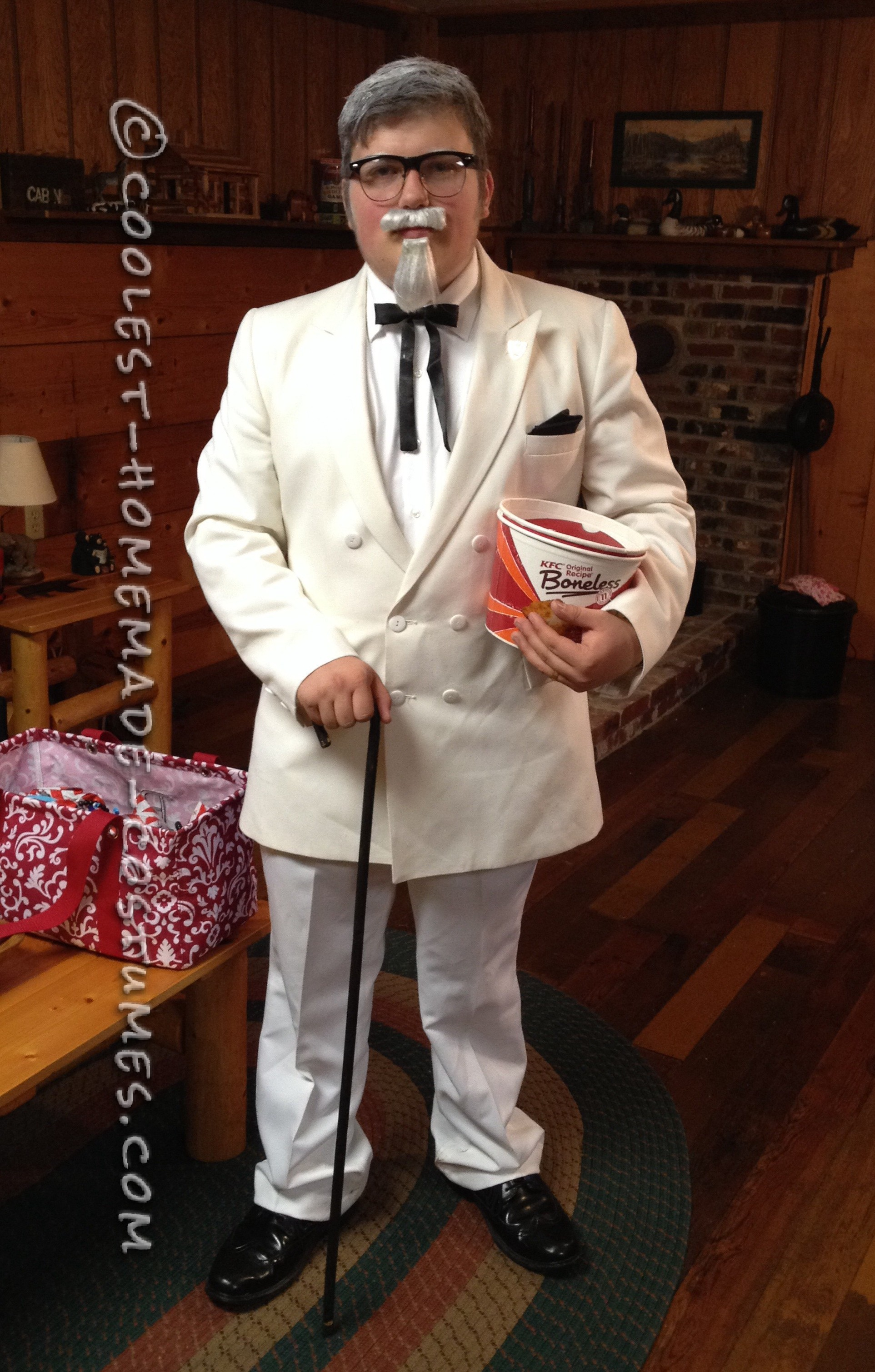 Colonel Sanders Is Back For Halloween