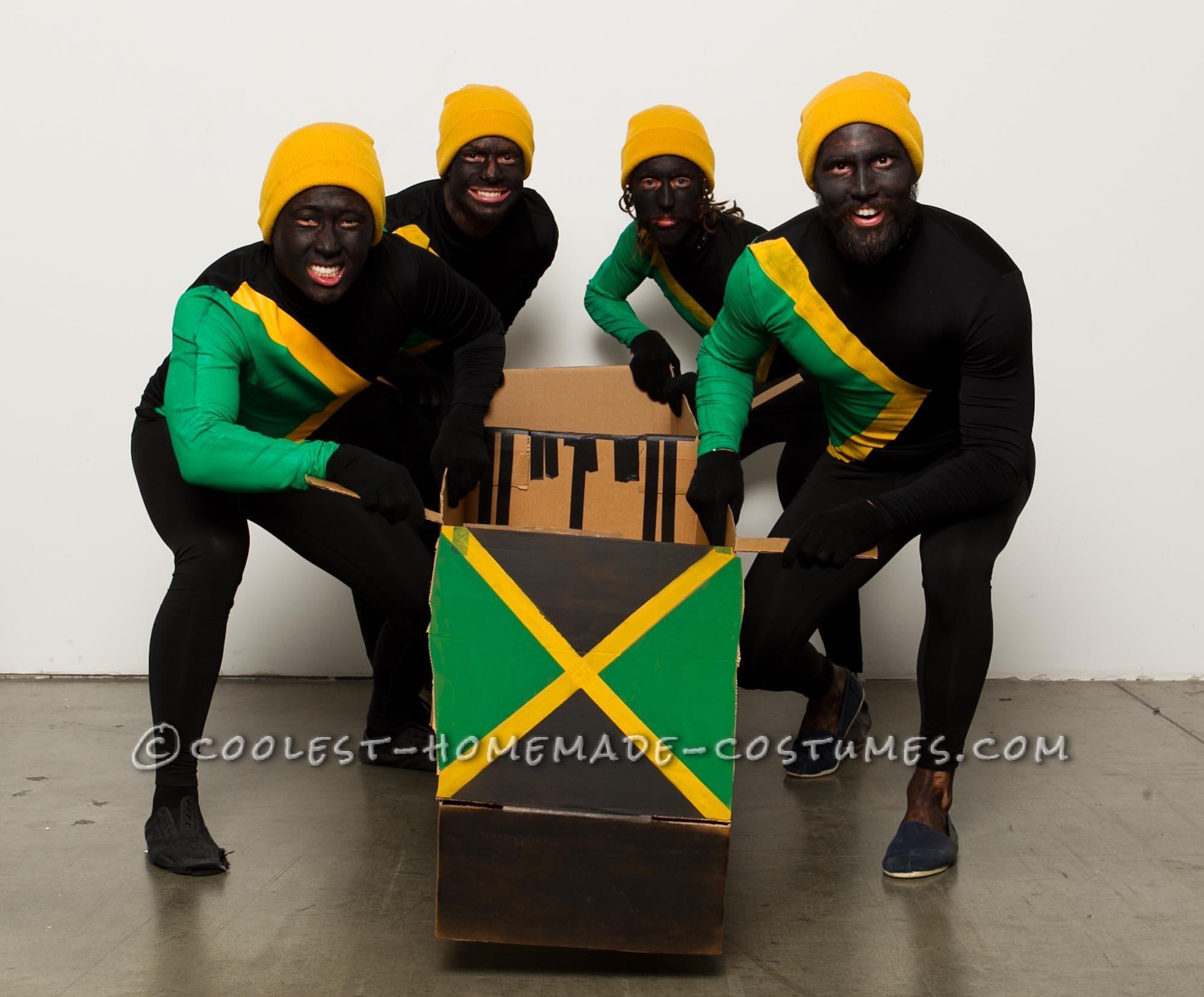 Cool Runnings Group Halloween Costume