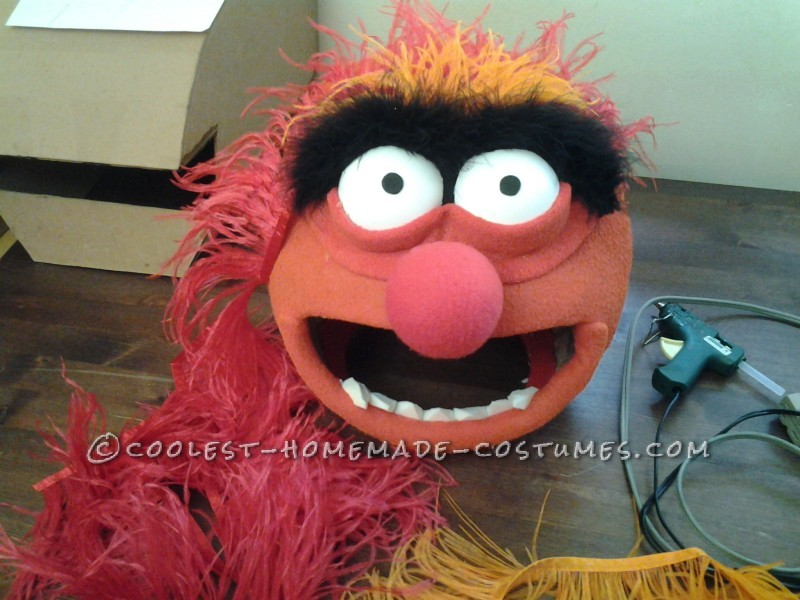 Electric Mayhem Muppets Group Costume