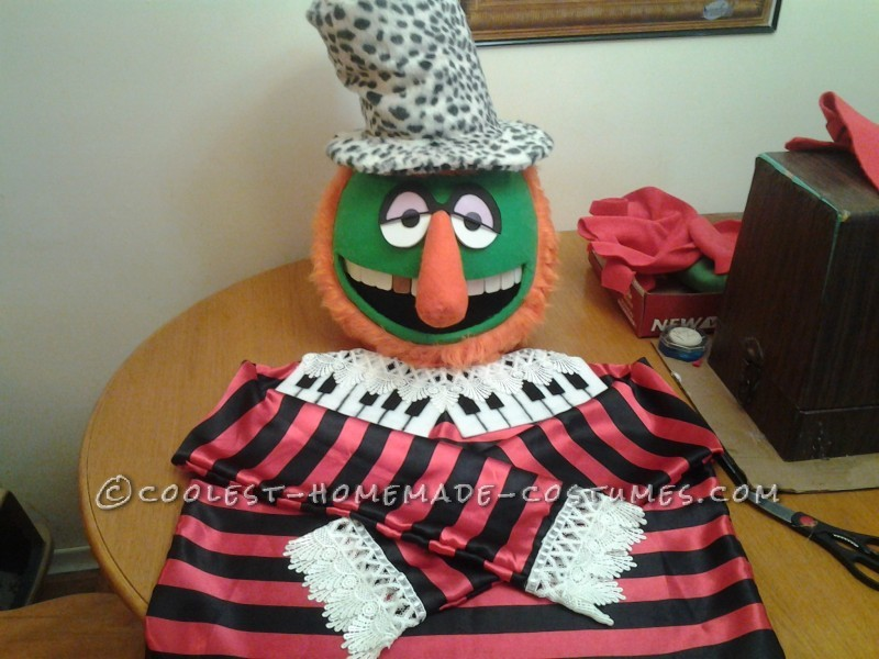 Electric Mayhem Muppets Group Costume