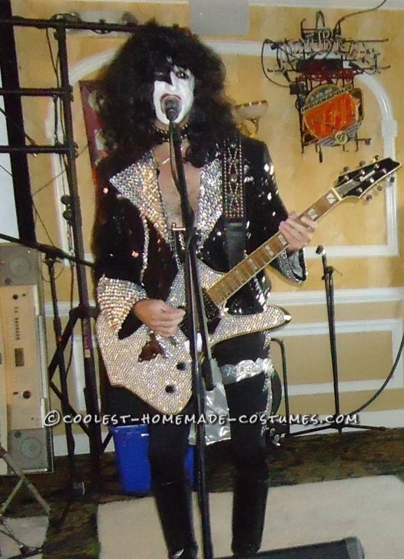 Dressed To Kill KISS Costume - 5