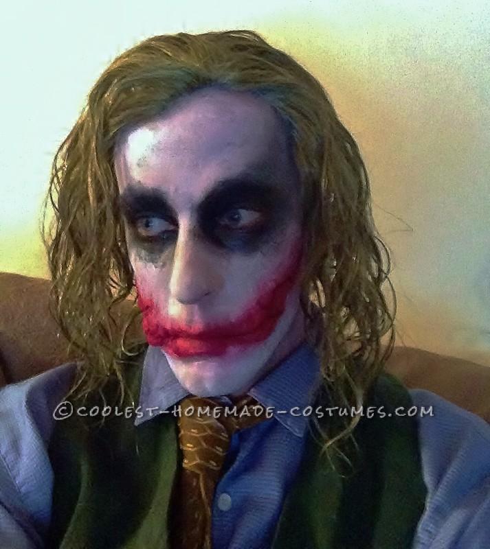 Best Homemade Joker Costume