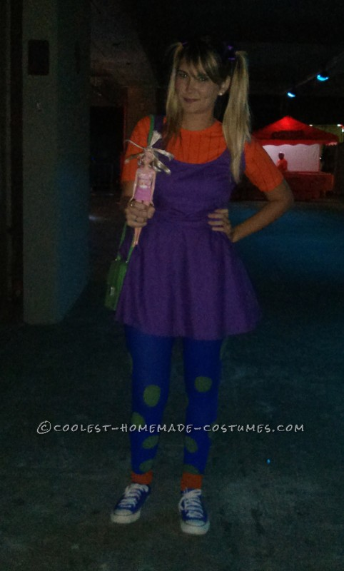 Cool Homemade Rugrats Costume - 1