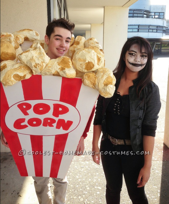 Pop-Corn costume !