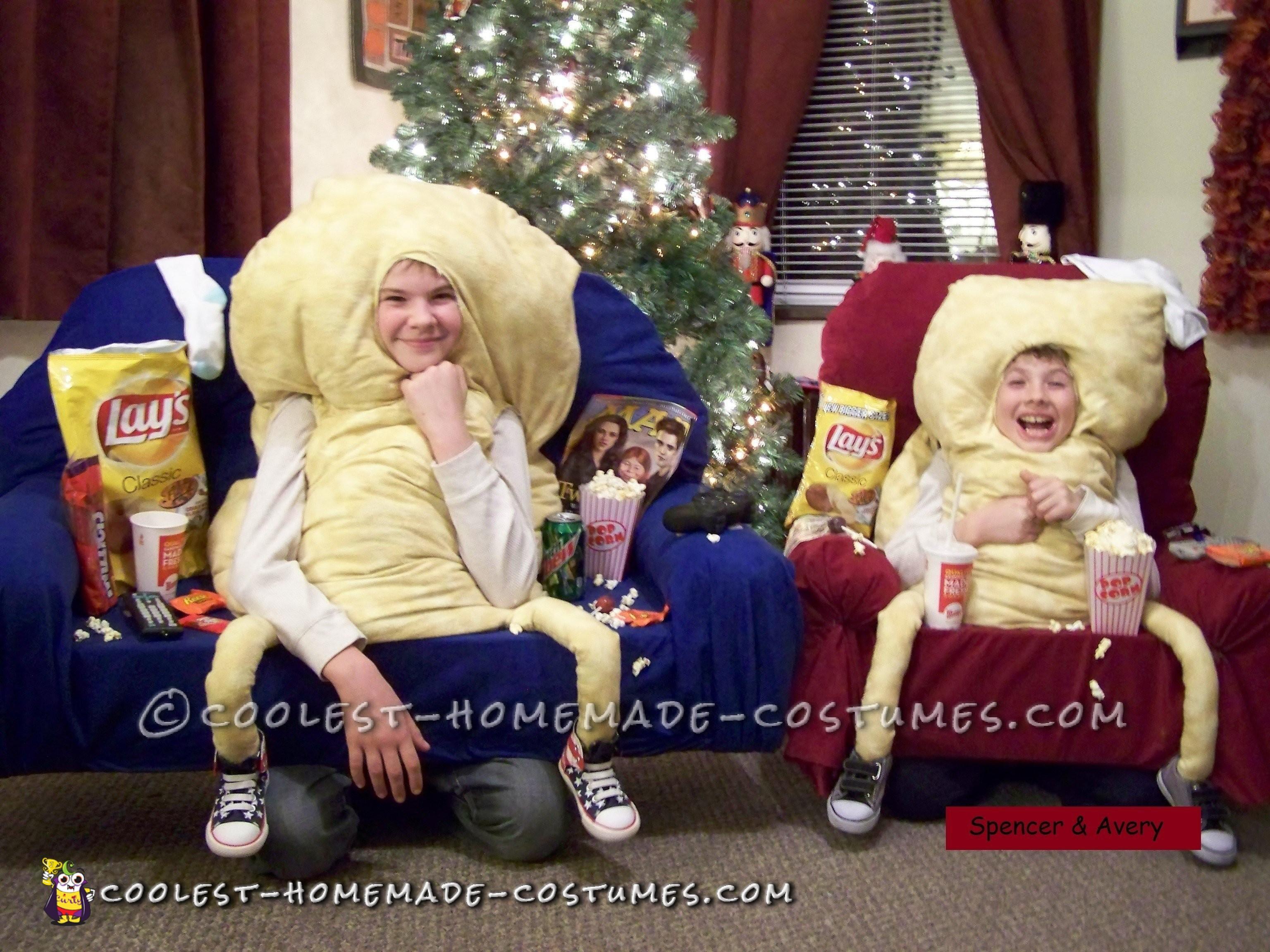 Coolest Couch Potato Costumes