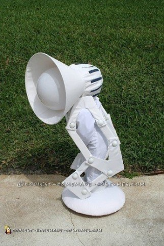 Epic Pixar Lamp Costume