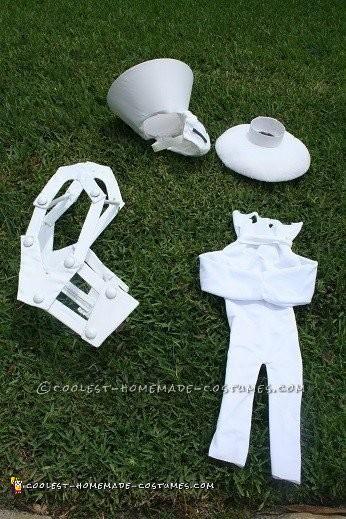 Epic Pixar Lamp Costume