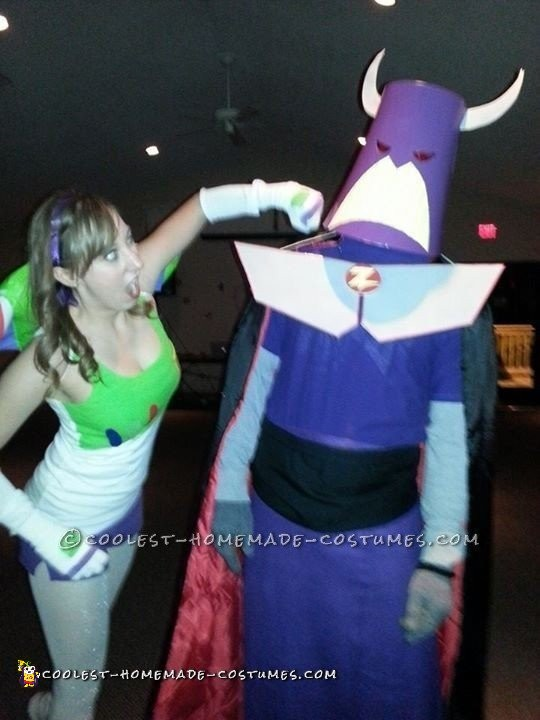Buzz must get the last punch