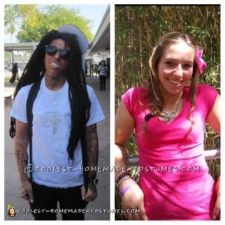 Easy Lil Wayne Costume