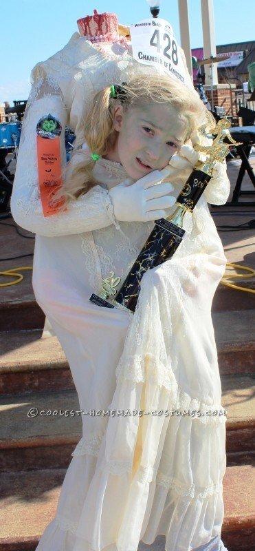 Headless Zombie Bride Costume