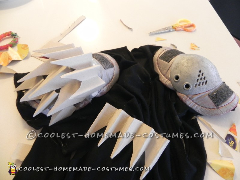 Cool Witch King Costume - 10