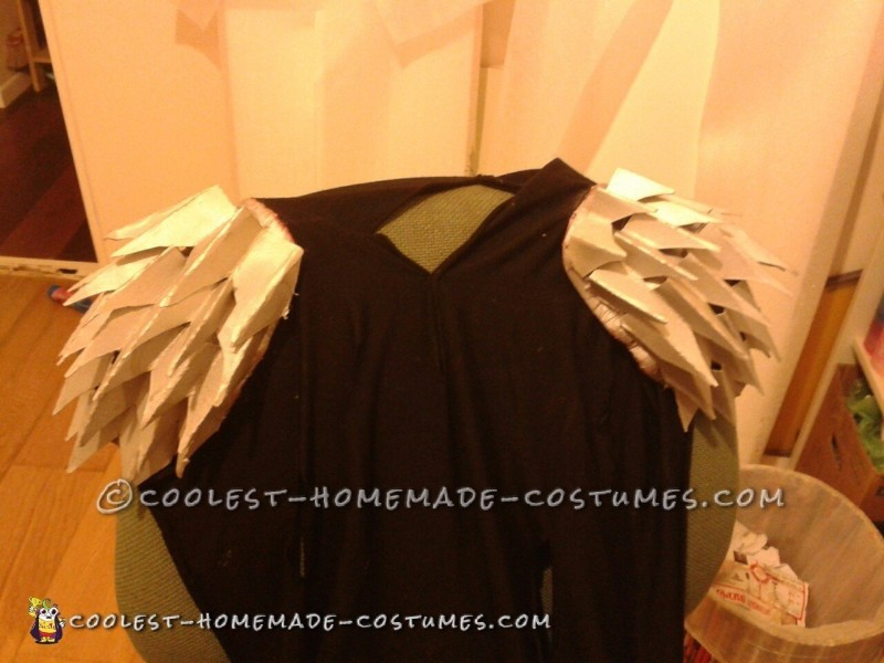 Cool Witch King Costume - 13