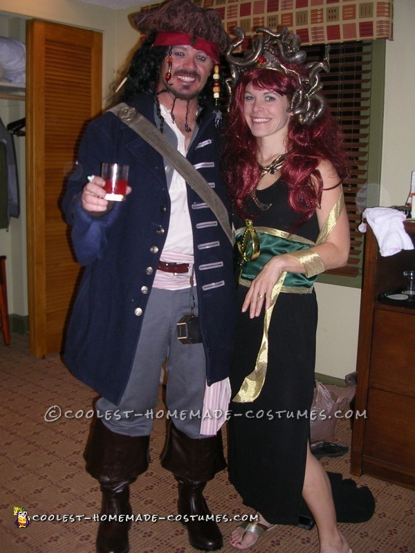 Coolest Homemade Jack Sparrow Costume – The Real Deal! - 3