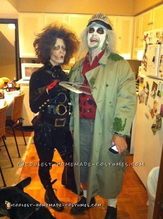 Cool DIY Beetlejuice Costume – The One and Only Taxi Driver - 2