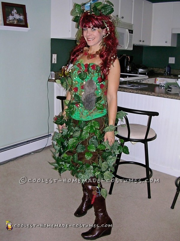 Sexy Mother Nature Costume
