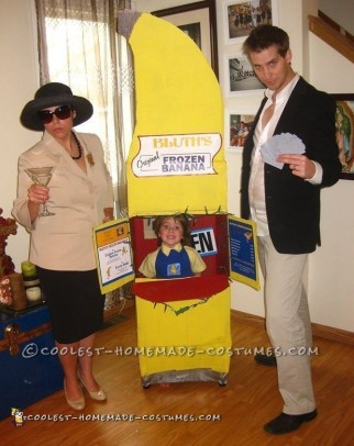 Coolest Arrested Development Costume Idea