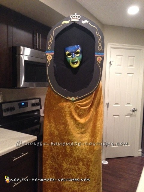 Coolest Mirror on the Wall Costume