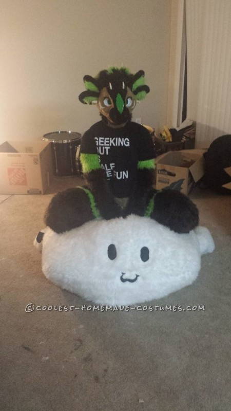 My Furry Costume Creation – Geo - 1