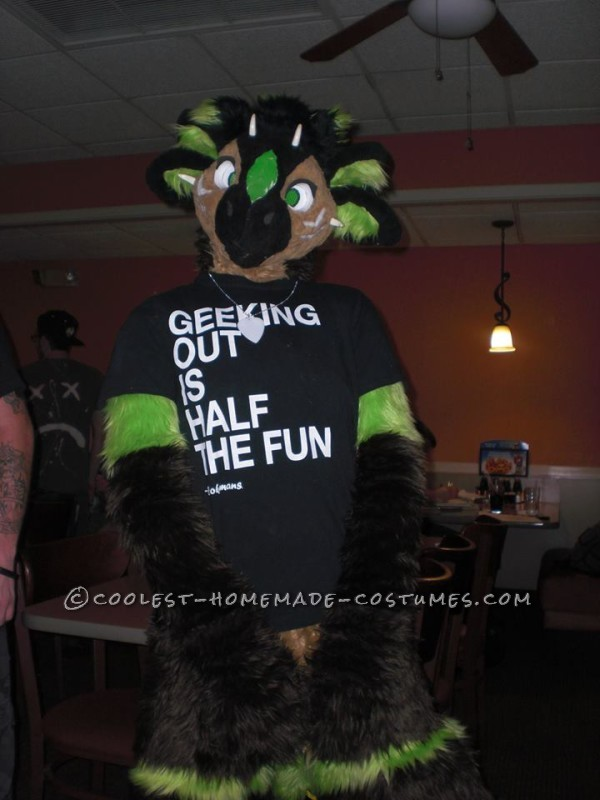 My Furry Costume Creation – Geo - 3