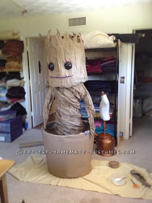 Groovin' Groot Costume - 1