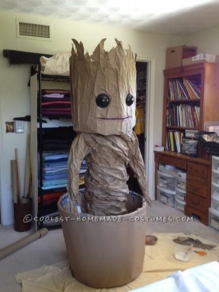 Groovin' Groot Costume - 2