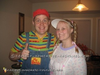 Original My Buddy and Kid Sister Couples Costumes