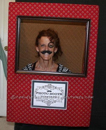 Phenomenal Photo Booth Costume