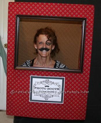 Phenomenal Photo Booth Costume