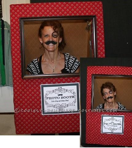 Phenomenal Photo Booth Costume - 1