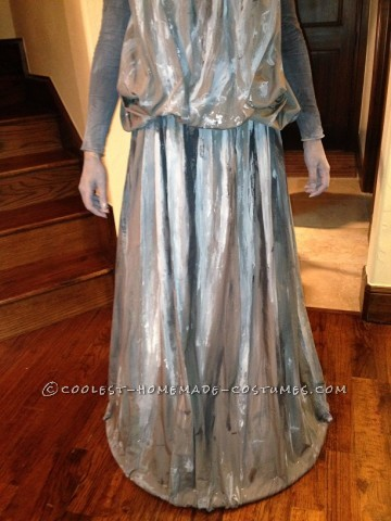 Weeping Angel Costume from Doctor Who