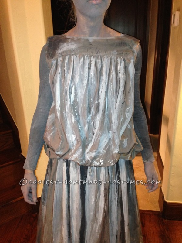 Weeping Angel Costume from Doctor Who - 7