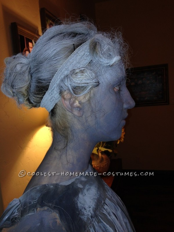 Weeping Angel Costume from Doctor Who - 5