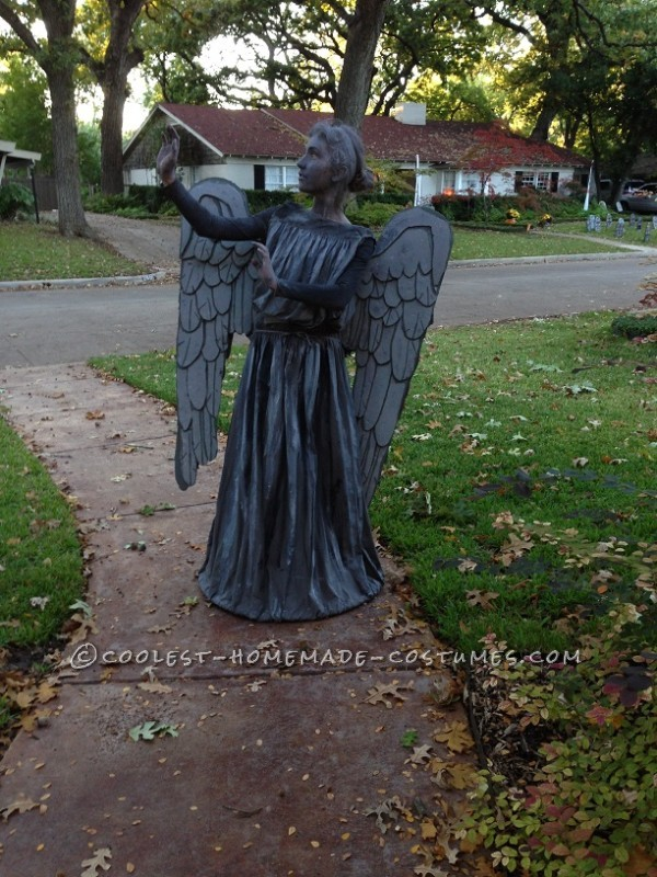 Weeping Angel Costume from Doctor Who - 4
