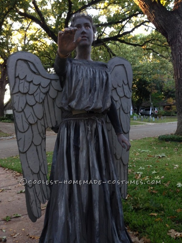 Weeping Angel Costume from Doctor Who - 1