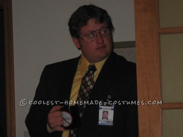 Last Minute Costume Idea: The Office's Dwight Schrute