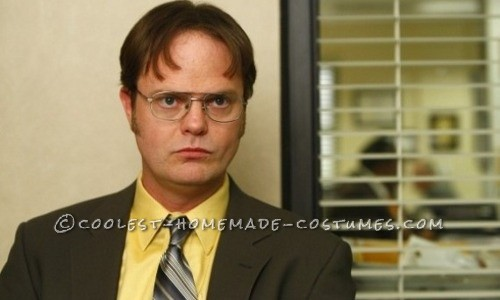 Last Minute Costume Idea: The Office's Dwight Schrute